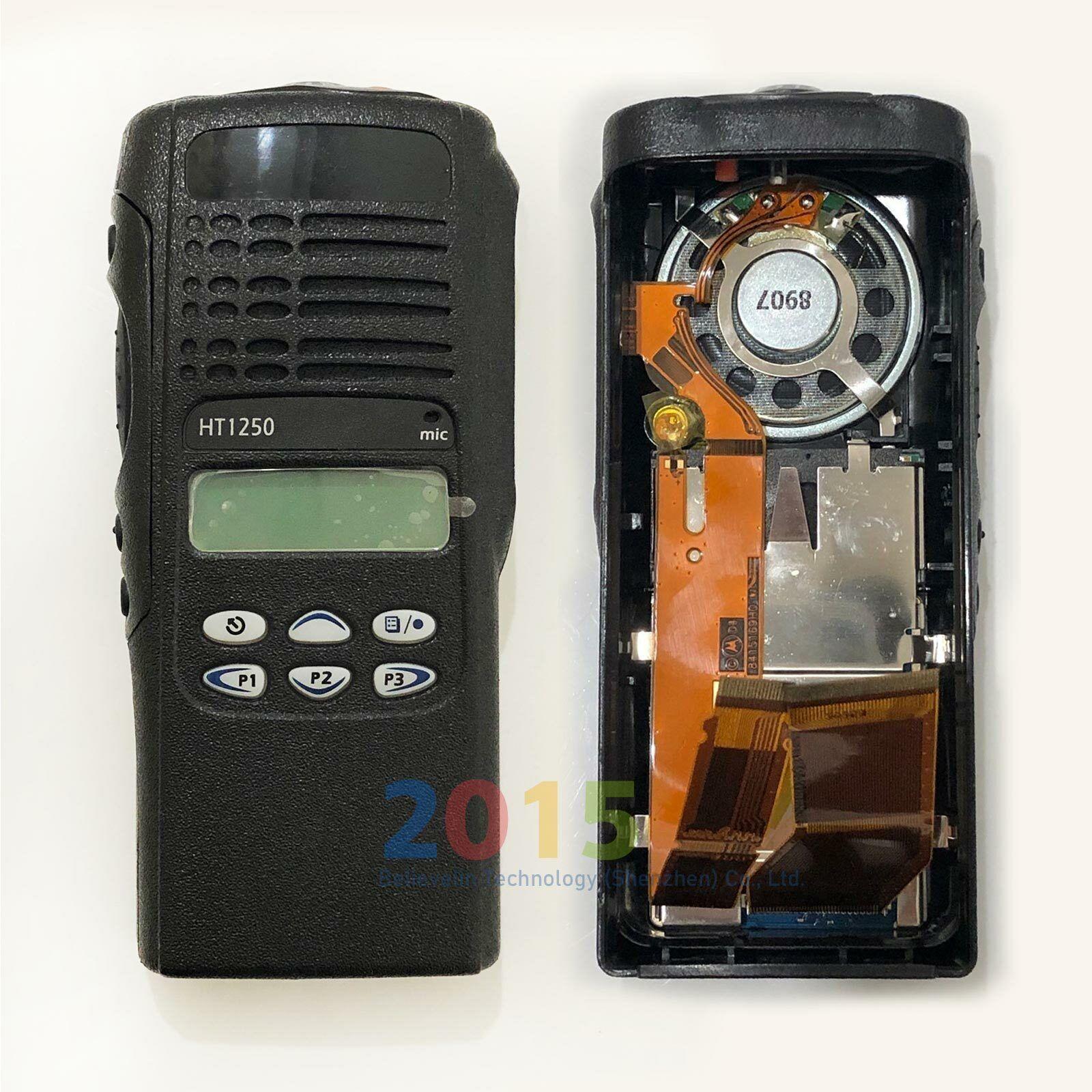 Titan® PMMN4021 Remote Speaker Mic for Motorola HT1250 HT750 New US STOCK