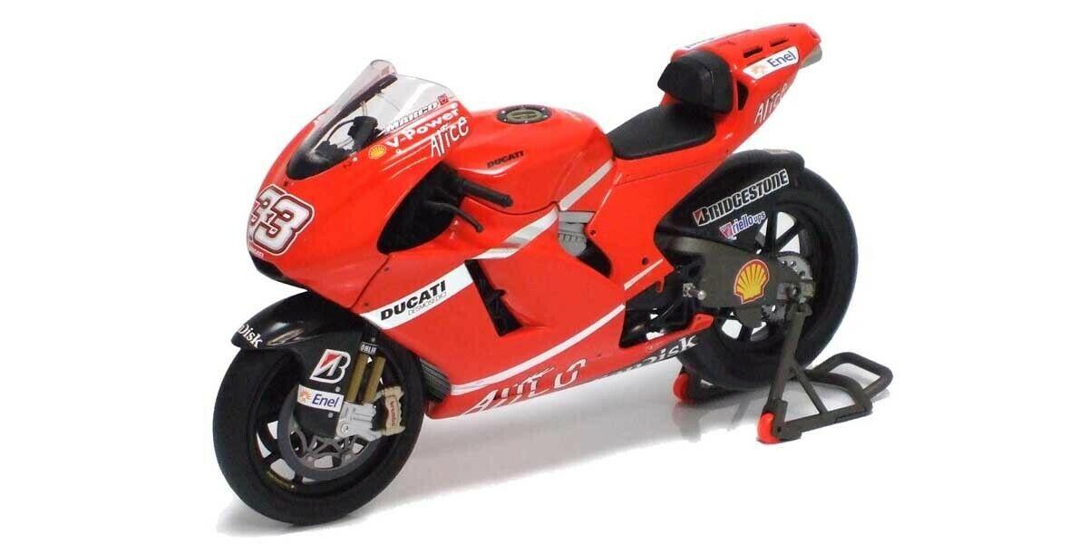 1 12 Ducati Desmosedici GP8 Melandri MotoGP 2008 1 12 • Minichamps 122080033