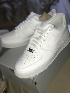 Details about Air Force One White Men Size 8