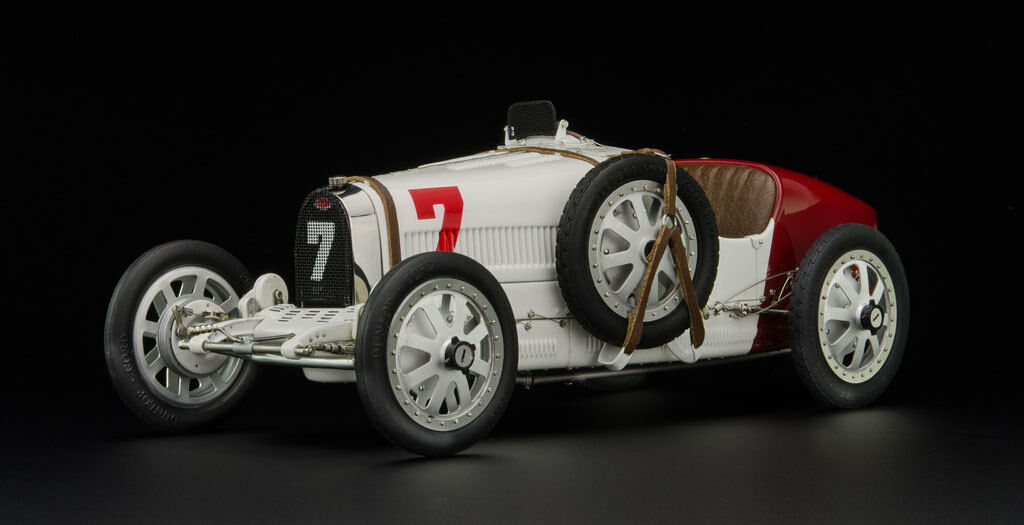Bugatti t35 nación Color Project-Polonia 1924 - 1 18 cmc m-100 b-003    New