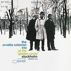 "At the ""Golden Circle"" in Stockholm, Vol. 2 [Bonus Tracks] [Remaster] by Ornette Coleman Trio (CD, Jan-2002, Blue Note (Label))"