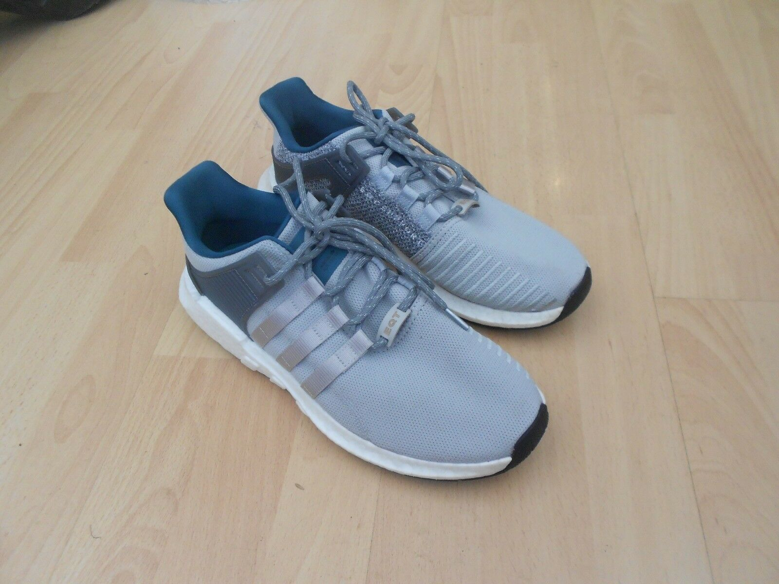 ADIDAS EQT SUPPORT 91-17 TRAINERS UK SIZE 10 - , IN  GOOD CONDITION