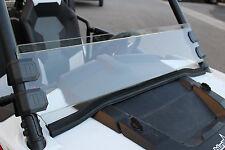 Polaris RZR XP1000, RZR S1000, 900S EPS Trail UTV HALF WINDSHIELD with Clamps
