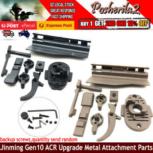 Upgrade-J10-Metal-Attachment-Parts-Set-for-Jinming-Gen10-ACR-Gel-balls-Blaster