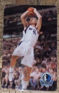 Dirk-Nowitzki-Dallas-Mavericks-Promotional-Photograph-Plastic-Card