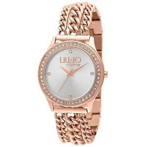 Orologio Atena Tlj935 Detalles Da De Rosa Bracciale Collezione Oro Luxury Liu Donna Jo Lj3A54R