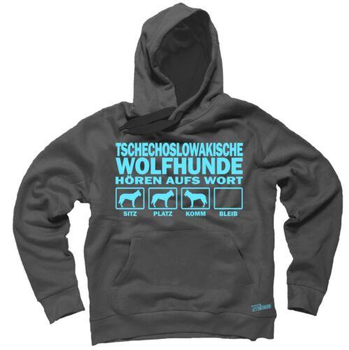 Tschechoslowakischer Siviwonder Aufs Hoodie Hören Sweatshirt Wolfhund By Wort FxqAAwO6