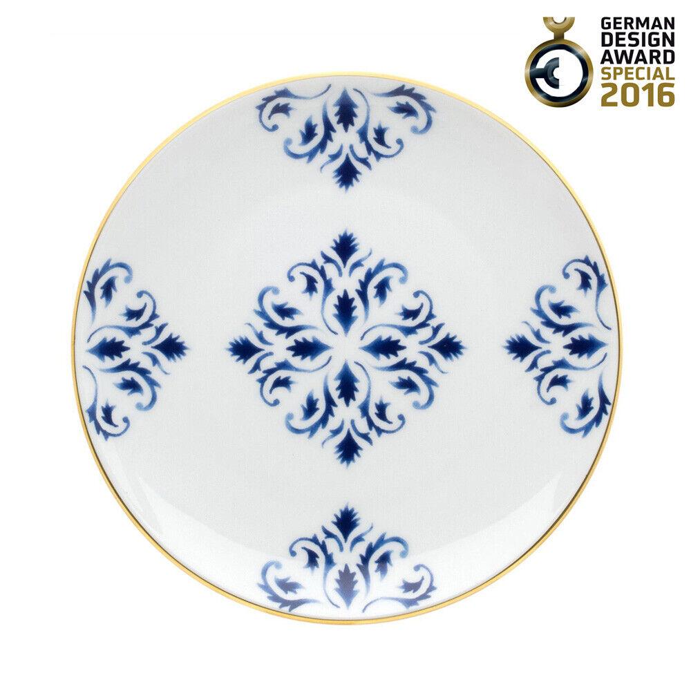 Vista Alegre Porcelain Transatlântica Bread & Butter Plate - Set Of 4