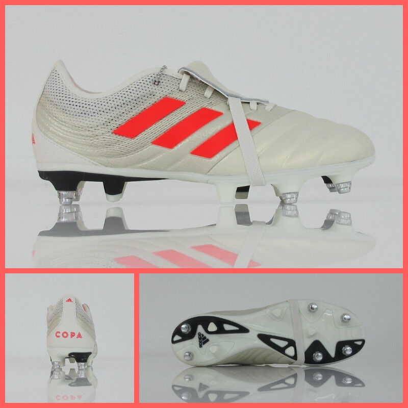 ADIDAS football shoes COPA GLgold 19.2 SG G28989 colour OFF WHITE RED december 18