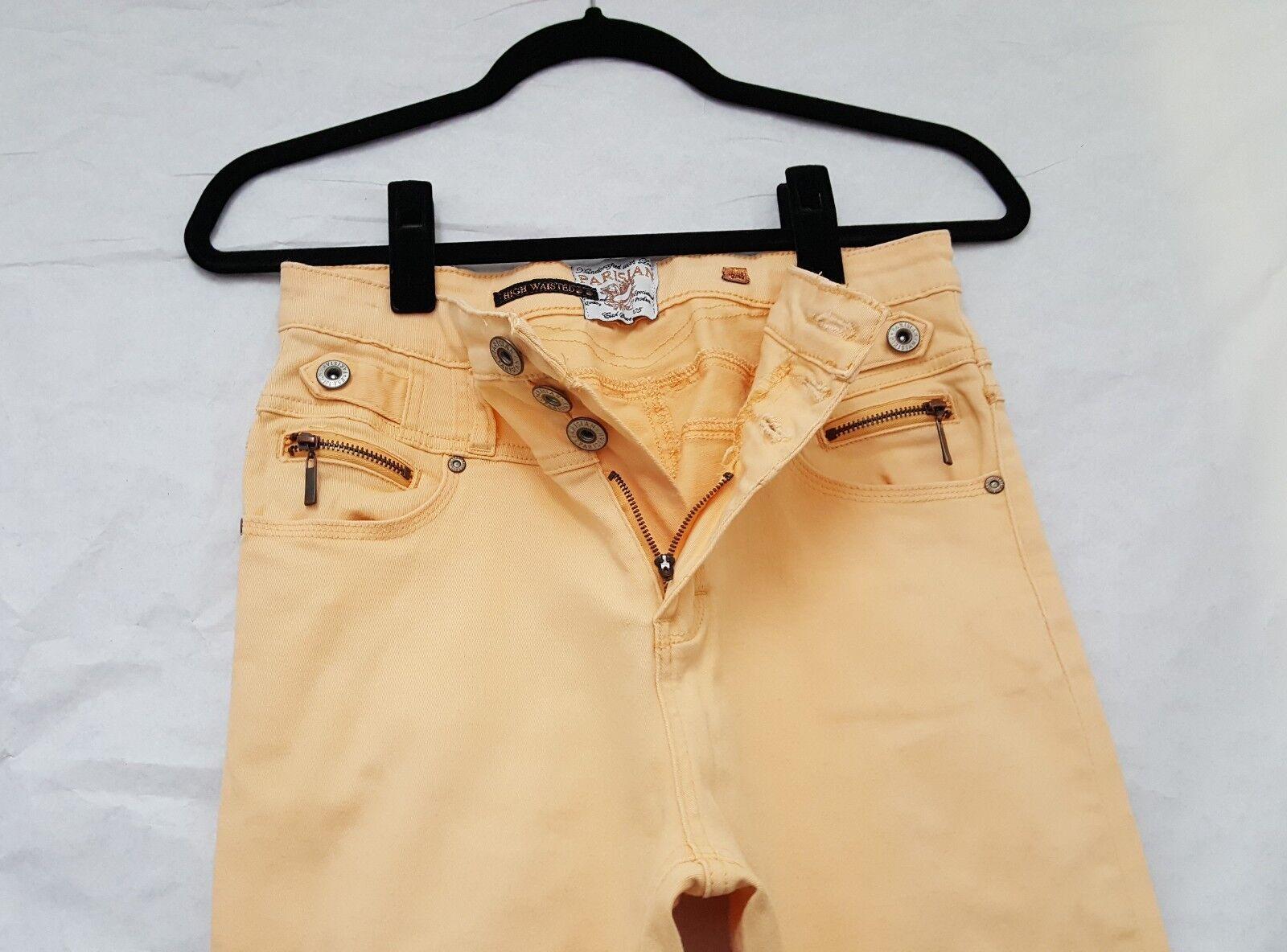 damen damen damen Jeans Größe 12 Peach Jeans damen High waist Jeans Parisian Jeans   Bekannt für seine hervorragende Qualität    Ermäßigung    Neue Sorten werden eingeführt    Leicht zu reinigende Oberfläche    München  f56c53