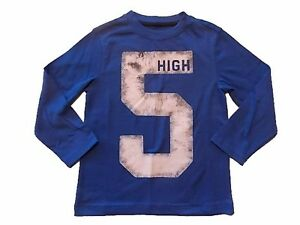 NWT Boy/'s Gymboree Spring Prep blue long sleeve shirt ~ 4 5 8 FREE SHIPPING!