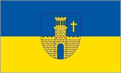 Aufkleber Bad Driburg Flagge Fahne 15 x 10 cm Autoaufkleber Sticker