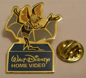 THE-GREAT-MOUSE-DETECTIVE-FIDGET-HOME-VIDEO-vintage-DISNEY-pin-Z4X