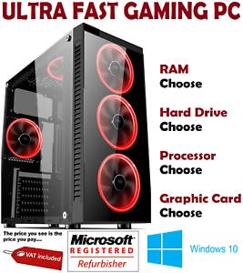 ULTRA-FAST-i5-i7-Desktop-Gaming-Computer-PC-SSD-2TB-16GB-RAM-GTX-1660-Windows-10