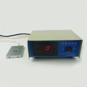 thermostat heizung heizplatte konstante temperatur. Black Bedroom Furniture Sets. Home Design Ideas