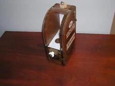 Vintage The Great Amazing Vending Machine Wood Gumball Machine Toy Rare !