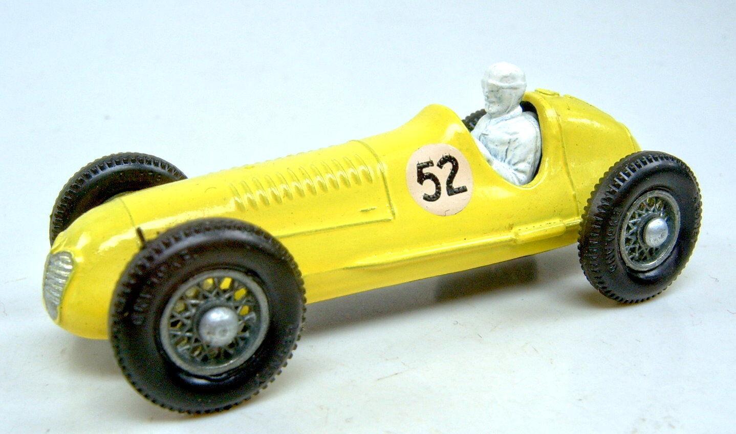Matchbox RW 52A Maserati Maserati Maserati Racing Car yellow Speichenfelgen  52  perfekt 16dbe5