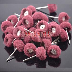 100x-Abrasive-Wheel-Buffing-Polishing-240-Grit-Use-with-Rotary-Tool-1-8-034-Shank