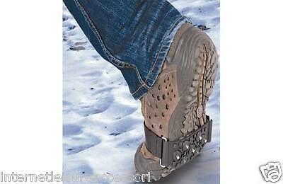 Miele Borchie Snow & Ice Scarpa Grip - 2 Per Confezione-mostra Il Titolo Originale Ricco Di Splendore Poetico E Pittorico