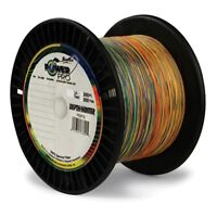 Power Pro Depth Hunter Colored Marked 65lb 9000' 3000yd Braid Line 65-3000dh