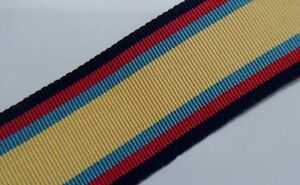 Iraq-Op-Granby-Full-Size-Medal-Ribbon-Army-Military-Various-Lengths-Gulf-War