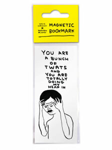 David-Shrigley-Gifts-Funny-Hilarious-Magnetic-Bookmark-Novelty-Cheap-Present