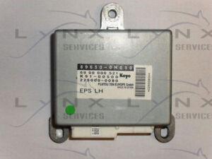 Details about Peugeot 107 Toyota Aygo Citroen C1 Power Steering ECU Repair  89650-0H010