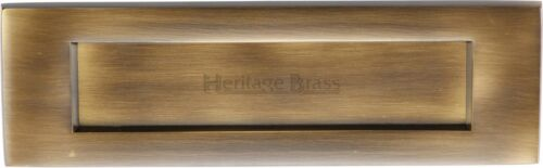 Various Sizes /& Finishes Victorian Letter Plate Letter Box V850 Heritage