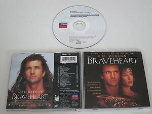 BRAVEHEART-COLONNA-SONORA-JAMES-HORNER-LONDRA-448-295-2-CD-ALBUM