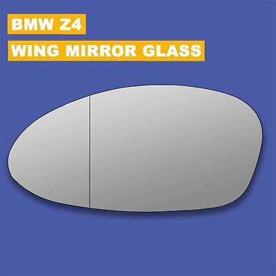 BACK PLATE  RIGHT WING MIRROR GLASS BLIND SPOT HEAT FITS NISSAN LEAF 2010