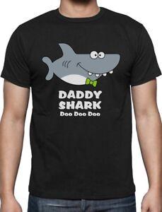 Daddy-Shark-Doo-doo-doo-Funny-Father-Day-Gift-For-Dad-T-Shirt-Ocean-Beach-Summer
