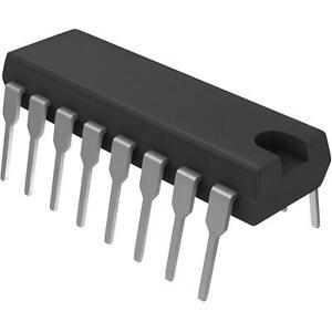 100PCS-TDA2542-Philips-Original-Circuit-Integre-DIP-16-Lot-OF100PCS