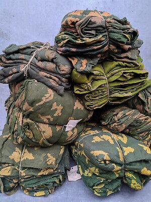 camouflage KZS russe Armée Soviétique  KLMK BERYOZKA Berezka  T1 1986