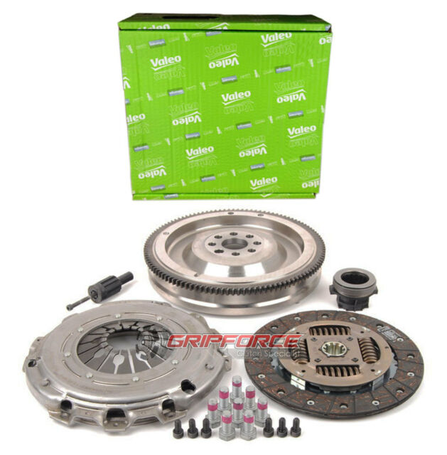 VALEO HD CLUTCH KIT & SOLID FLYWHEEL 99-03 BMW 323i 323ci 325i 525i Z3 E46 E39