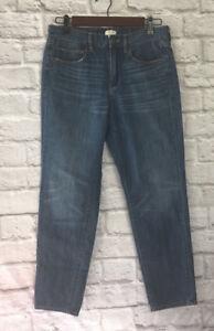 4eb2fec58b Image is loading J-Crew-Factory-Boyfriend-Jeans-Medium-Wash-Women-