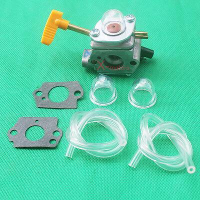 Carburetor for Homelite 308054041 UT-09520 UT-09521 UT-09523 UT-09525 With Bulbs