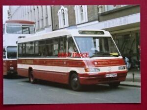Details about PHOTO READING TRANSPORT MERCEDES 811D BUS REG NO F607 SDP  FLEET NO 607