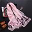 Brand-luxury-silk-scarf-2018-New-Designer-women-brand-colorful-shawl-scarf thumbnail 17