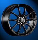 ATS Racelight 8.5 X 20 5 X 130 55 racing schwarz