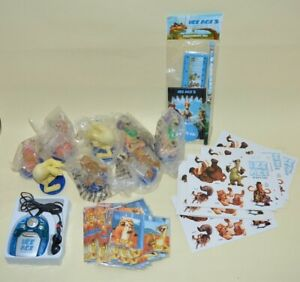 Job Lot Clearance Toppers and stickers