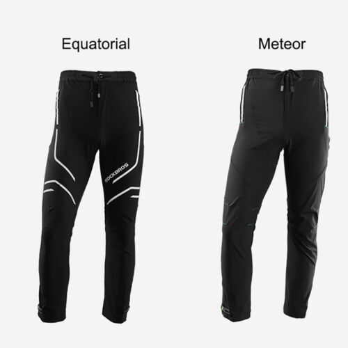RockBros Cycling Tights Pants Sports Long Trousers 2 Style Reflective Breathable