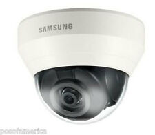 SAMSUNG SND-L6013 Network Security Dome Camera 1080p HD Indoor Ivory NEW