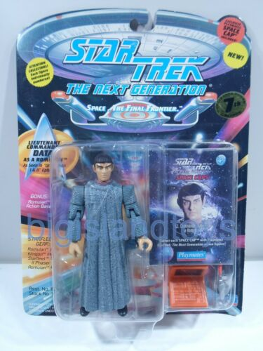 MULTI LISTING Star Trek The Next Generation 4.5in Playmates Action Figures