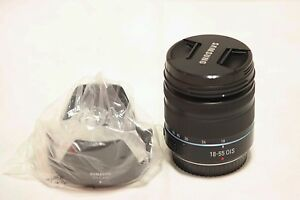 Samsung-NX-18-55mm-F3-5-5-6-OIS-III-i-Function-Kompakt-Zoom-Objektiv-fur-NX