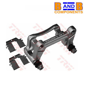 VW-T4-TRANSPORTER-VAN-REAR-CALIPER-CARRIER-WITH-PAD-RETAINING-PIN-A1388