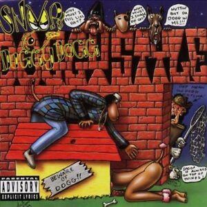 Snoop Doggy Dogg Doggystyle (1993)  [CD]