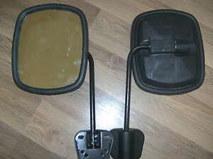 zwei spiegel aussenspiegel uaz 469 hunter gaz neuteil. Black Bedroom Furniture Sets. Home Design Ideas