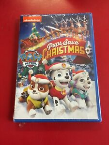 Pups Save Christmas.Details About Paw Patrol Pups Save Christmas Dvd Brand New Sealed L K