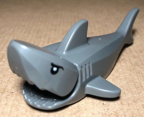 Crab Sea Dolphin Lobster Lego Animals Ocean Seagull Sawfish Shark