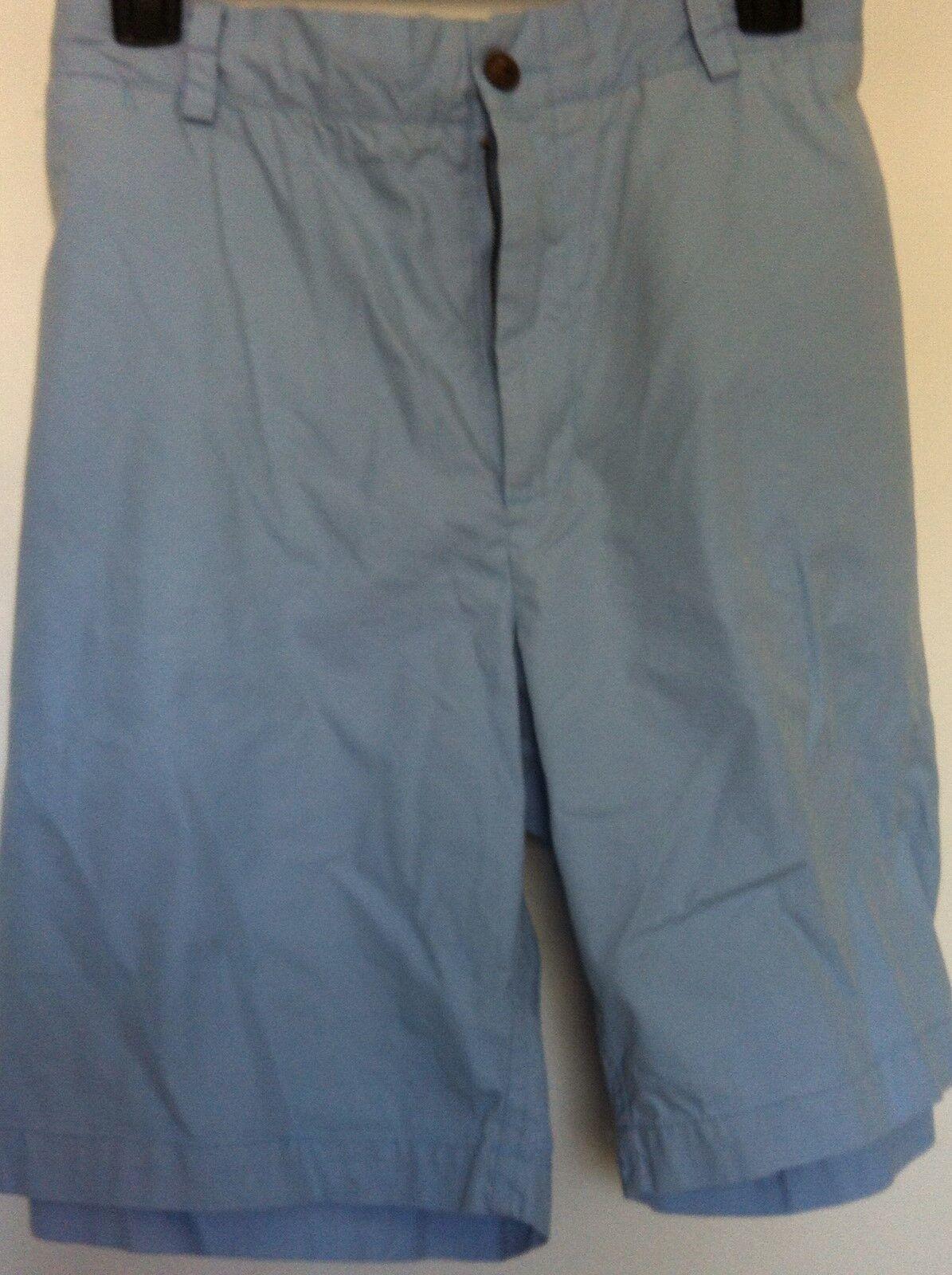 Polo Ralph Lauren SwimtrunksSolid Light blueeCotton Nylon BlendSize 42NWT